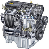 Gm Opel Introduces More Efficient 1 8 Liter Engine Green