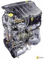 new alliance 2 0 liter gasoline engine for renault clio. Black Bedroom Furniture Sets. Home Design Ideas