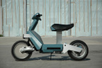 Sideviewscooter